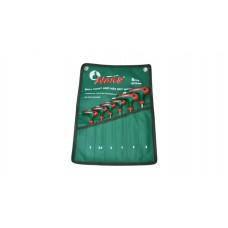 Hans Tools 16775-6M Colory handle hex key set 2-6mm