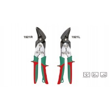 Hans Tools 1921-260mm Sheet metal offset tin snips