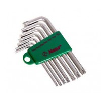 Star key wrench sets 7pcs(standard)hans tools