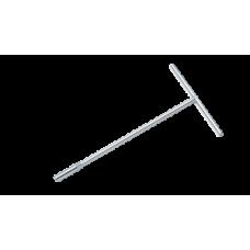 Deep socket t-wrench